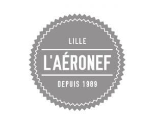 L'Aéronef Lille, client C*RED