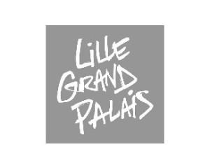 Lille Grand Palais, client C*RED