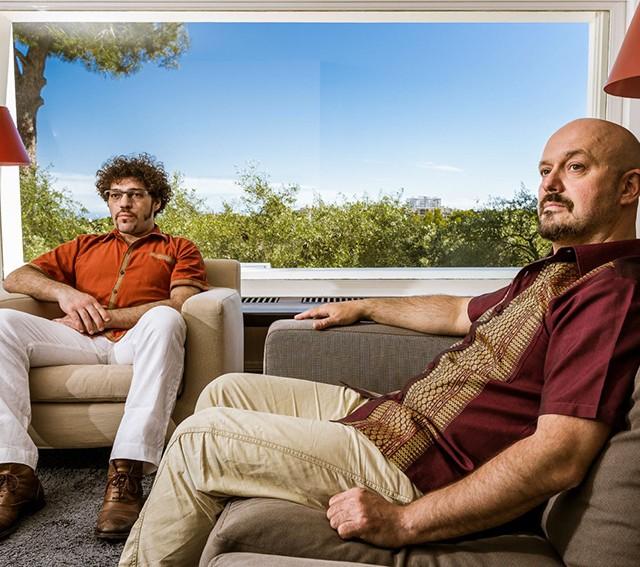 Bojan Z et Julien Lourau en duo à l'Aéronef