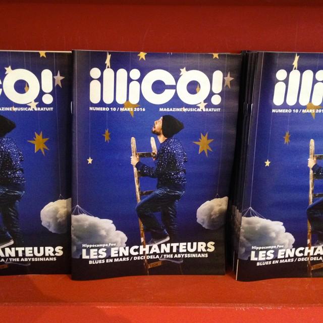 ILLICO! Le magazine musical régional…
