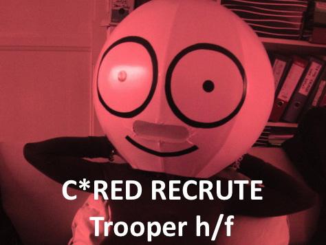 C*RED recherche un(e) à deux collaborateurs(trices) pour janvier 2017 !